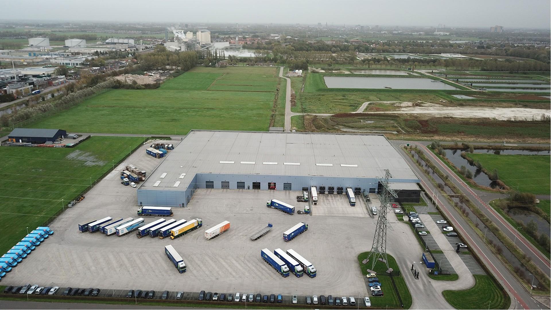 Westpoort drone opname